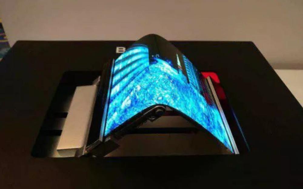 韓國柔性OLED市場份額預計五年內將被中國超越