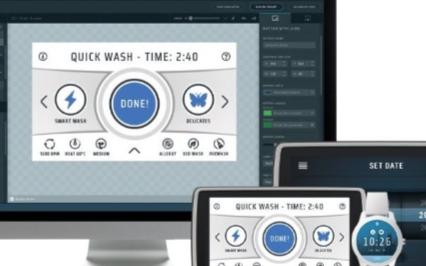 TouchGFX升级至V4.12,每秒帧数从9帧升级至60帧 更新TouchGFX Suite