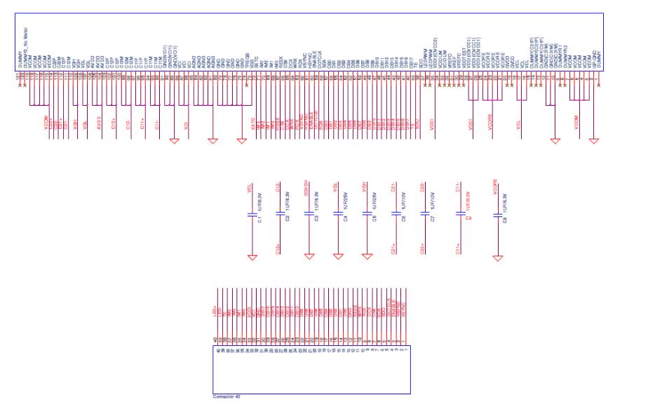 ILI9341 TFTLCD显示屏的单片机驱动程序应用说明