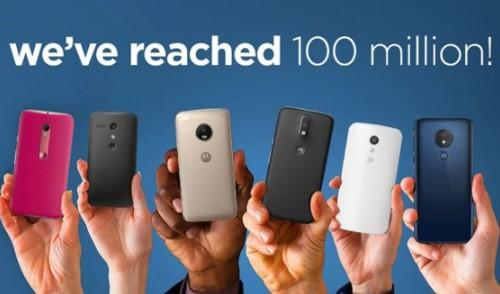 摩托罗拉G系列智能手机售出超1亿部,发布会有望发布Moto G Stylus
