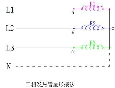 发热管的星星接法有哪些_发热管接线方法