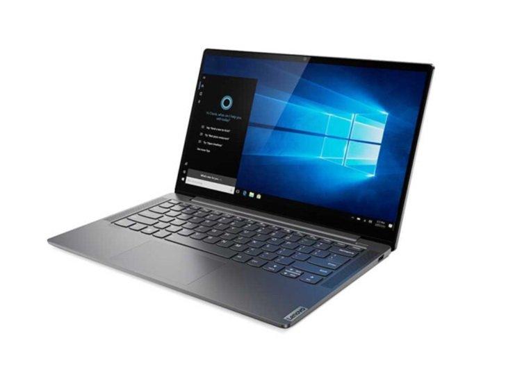 联想YOGA S740 16GB内存版推出,搭载全新10nm i5和i7处理器