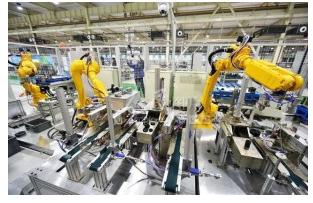 智能制造怎样去推动机器人的发展