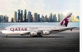 卡塔尔航空与德国铁路公司签署了一份代码共享协议