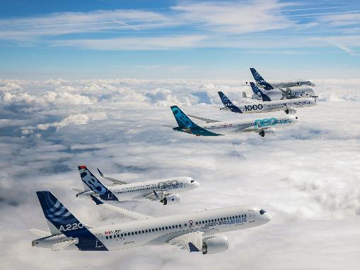 空中客车公司在2019年的飞机交付数量总结分析