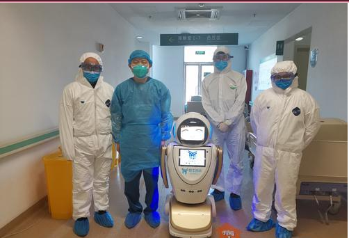智能機器人在疫情后會有所發展嗎