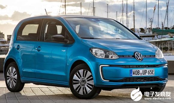 大眾發布4座微型純電動車型 起售價為19695英...