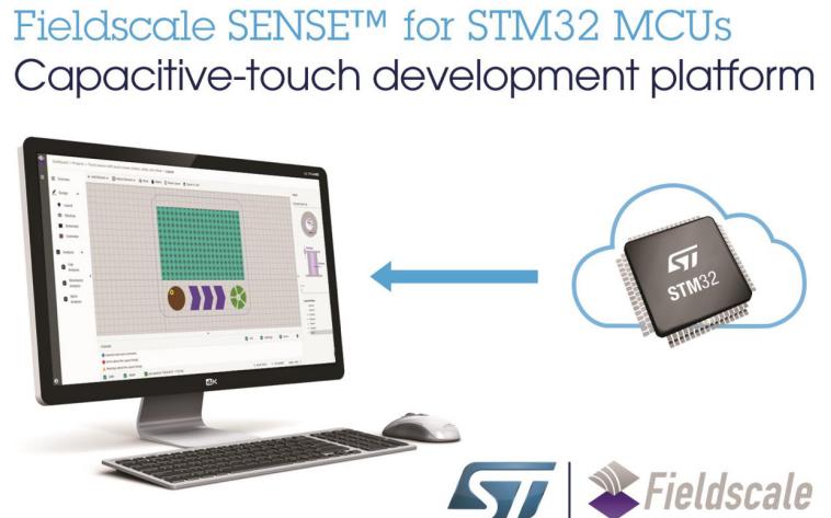 意法半导体和Fieldscale为基于STM32...