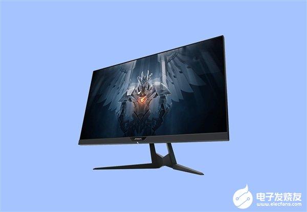 技嘉推出新款显示器 27英寸IPS屏+165Hz刷新率