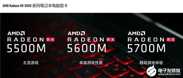 AMD移动显卡的产品将迎来爆发,今年主推三款移动...