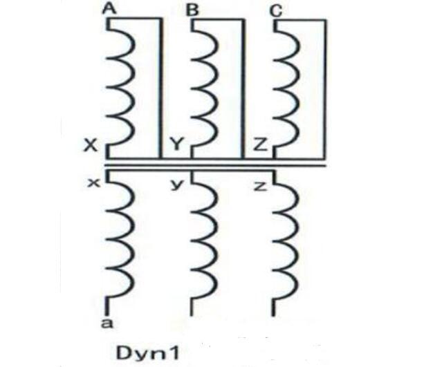 變壓器連接組別是什么_變壓器連接組別接線方式