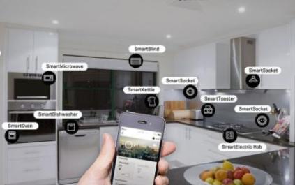 万物互联时代下智能家居都应用了哪些无线技术