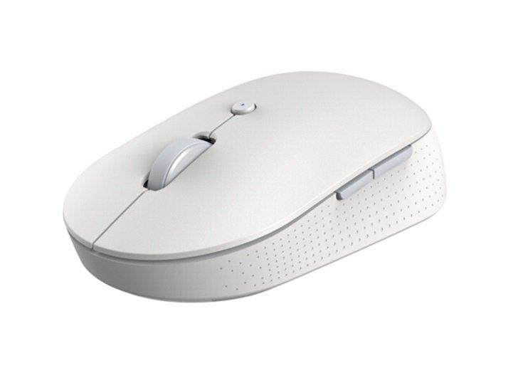 小米無線藍牙雙模鼠標開售,采用靜音按鍵設計