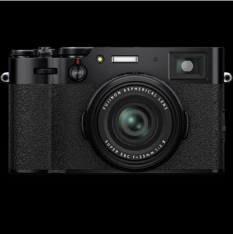 富士推出第五代產品富士X100V微單相機 公布部分配置詳情