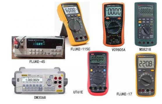 萬用表測量隨機噪聲信號的方案解析
