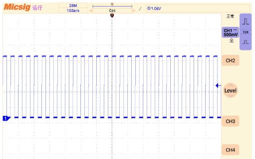 如何將示波器當波形記錄儀用