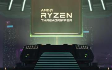 AMD锐龙Threadripper 3990X处理器即将来临