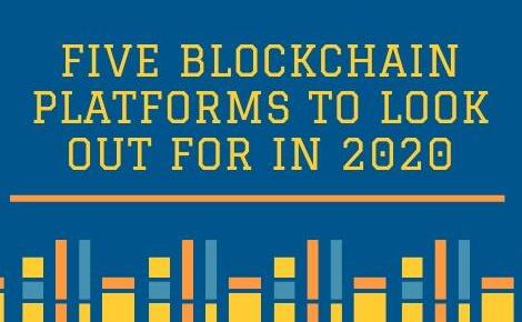 2020年最具有发展潜力的5个区块链项目介绍