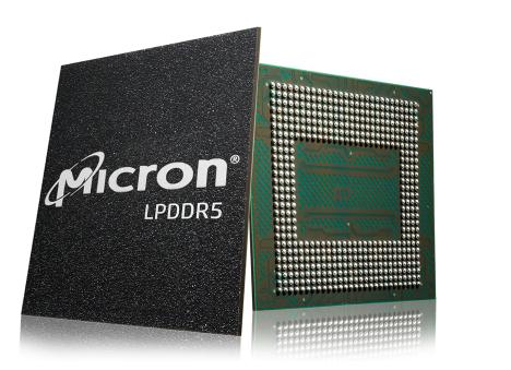 美光宣布已交付全球首款量产的低功耗 DDR5 DRAM 芯片