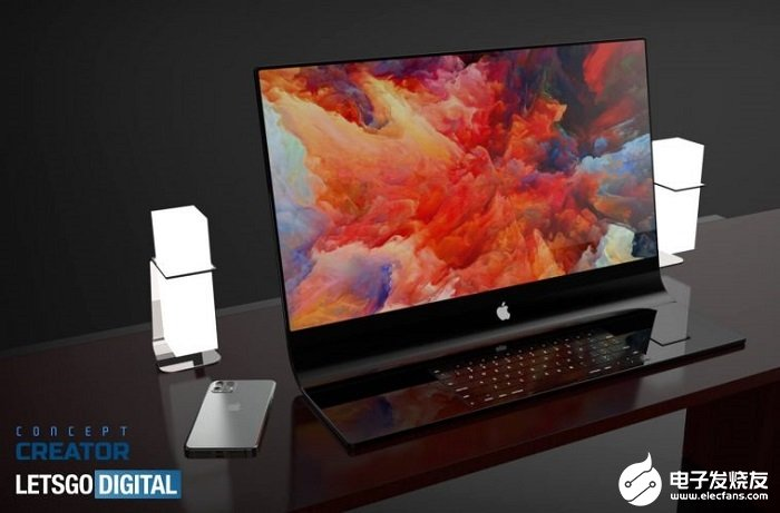 苹果专利公布,采用柔性显示屏设计iMac Pro产品