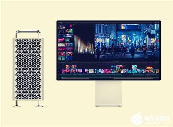 Mac Pro推出机架式设计 售价达51999元