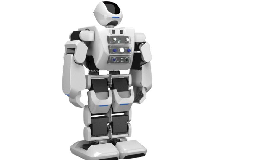 怎么样才能设计仿人双足机器人的机构