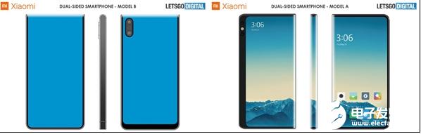 """小米""""雙面屏""""新設計曝光 暗示有望在即將到來的設備上采用"""