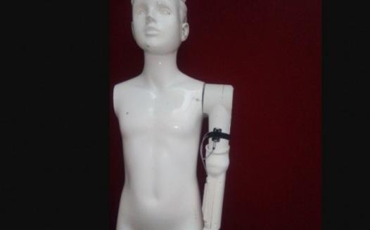 SIMPA 3D打印假肢,为两岁以下的幼儿打造