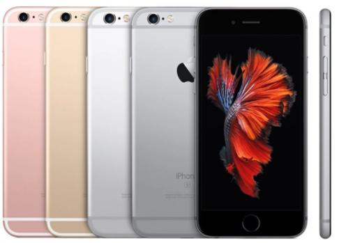 苹果因降低某些iPhone型号的运行速度被罚款2...