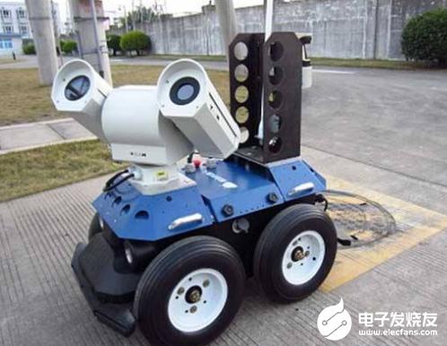 智能安防机器人应用广泛 助推安防行业智能化升级