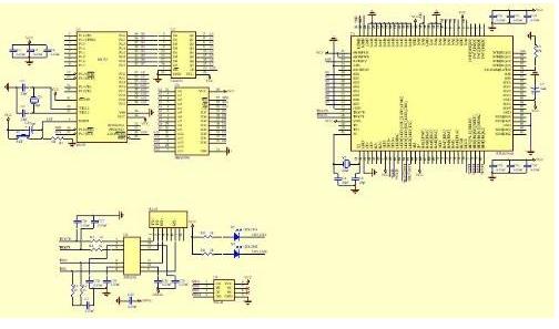 AT89C52单片机实现以太网接口的控制设计