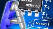 Diodes推出BCR430UW6线性LED驱动器 低供应电压驱动更多LED