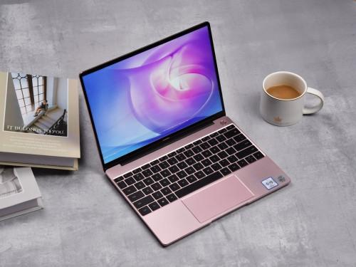 """轻奢""""粉""""少女心 华为MateBook 13 2020款樱粉金正式上市"""