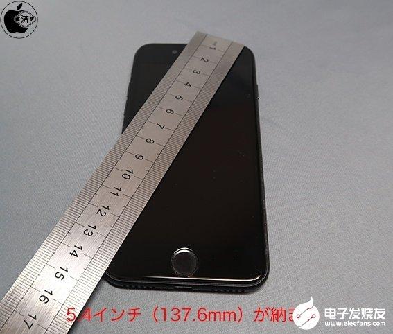苹果小屏iPhone新机细节曝光,采用4.7寸显示屏后置方形单摄