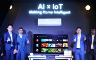 TCL拉开印度AI×IoT战略落地序幕,推出TC...