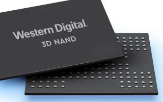 憑借BiCS5 3D NAND技術西部數據進一步增強其存儲領域領導優勢