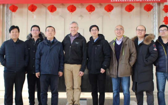 赛灵思副总裁到访北京深维科技将进一步深化双方合作