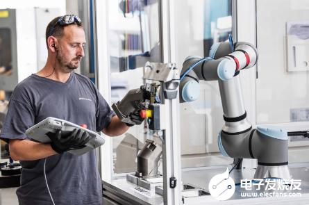 優傲機器人推出Polyscope 5.6版本軟件 大幅縮短了協作機器人編程時間