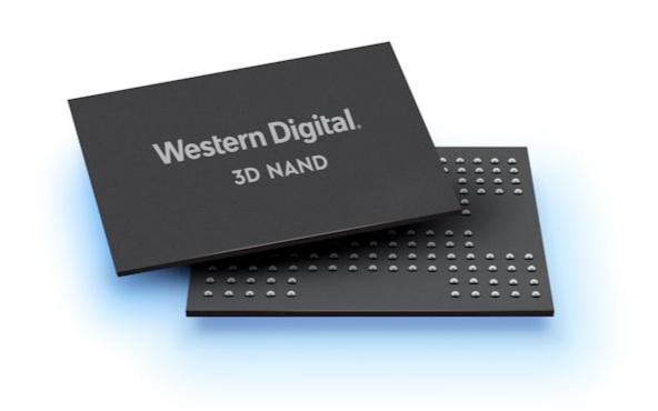 Western Digital和Kioxia宣布BiCS5 112层3D NAND