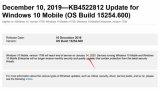 Windows 7系统落幕后,Windows 10 Mobile再次宣告死亡