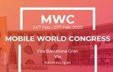 2020年度的世界移动通讯大会将在西班牙的巴塞罗那举行