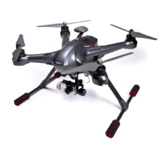 無人機應用于智慧城市 主要分為三個階段