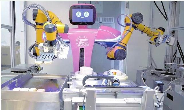机器人做的食物可以食用吗