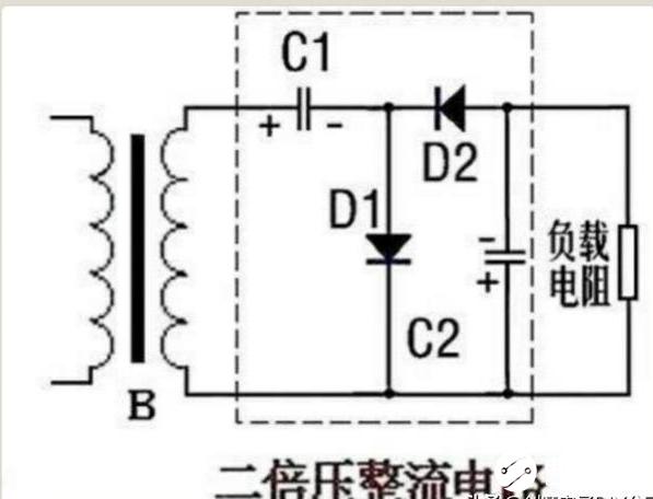 电路中电容是如何升压的