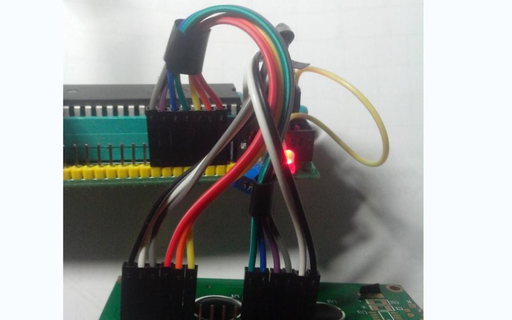 DS1302和LCD1602实现IR红外遥控的程序和工程文件免费下载