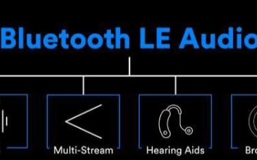 蓝牙发表新音讯技术,可以一部装置连接多副耳机