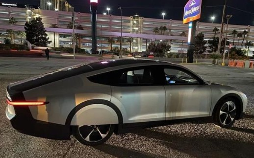 Lightyear One太阳能电动汽车能让消费者买单吗?