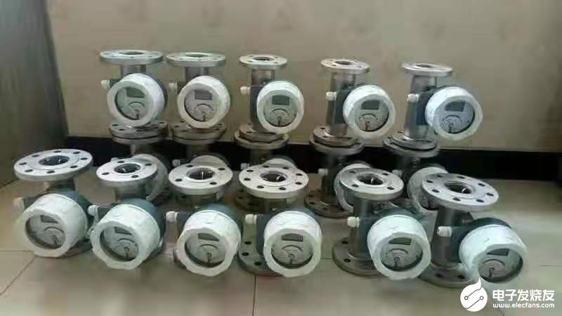 DN50金属管浮子流量计的安装与技术参数