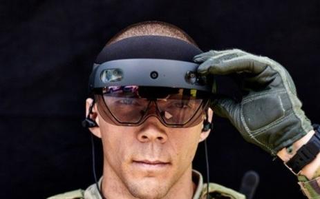 微软公布AR头盔Hololens 2,专为军工业定制
