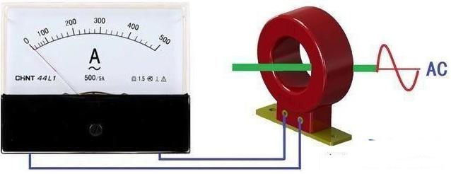 电流表如何选择合适的电流互感器